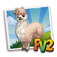 All free Farmville2 alpaca adult beige 200.png gifts