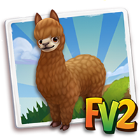 All free Farmville2 alpaca adult brownsuri 200.png gifts