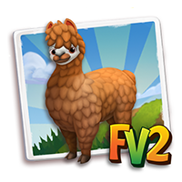 All free Farmville2 alpaca adult huacayafacedwhite 200.png gifts