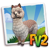 All free Farmville2 alpaca adult huacayagrey 200.png gifts
