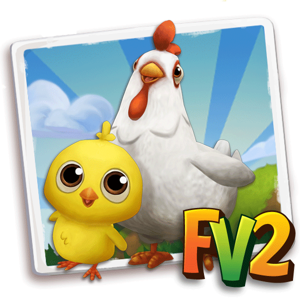 All free Farmville2 animal chickAdult feed.png gifts